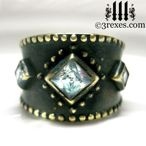 brass-3-wishes-ring-front-white-cz-stone-medieval-gothic-wedding-jewelry.jpg