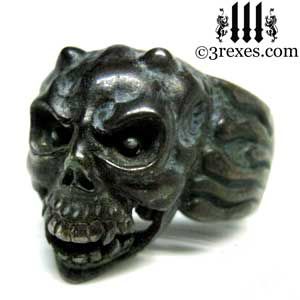 gargoyle-skull-ring-black-devil-brass-band-for-men-open-mouth-3-rexes-jewelry.jpg