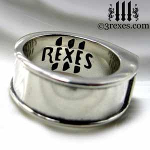mens-knights-templar-iron-cross-ring-maltese-silver-band-ring