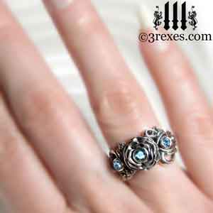 silver-rose-moon-spider-ring-blue-topaz-stone-wedding-finger.jpg
