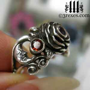 silver-rose-moon-spider-ring-moon-side-faceted-red-garnet-stones.jpg