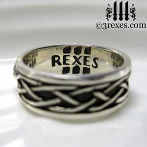 soul-love-anam-gra-mens-silver-celtic-wedding-ring-3-rexes-logo