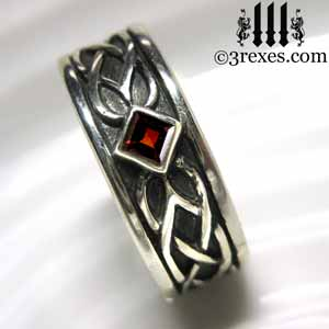 soul-love-anam-gra-mens-silver-celtic-wedding-ring-gothic-garnet-stone